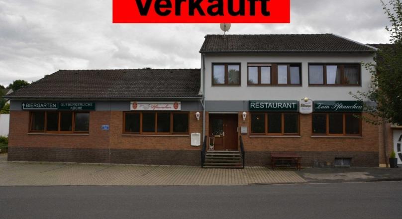 Nachfolger einer gut geführten Gaststätte gesucht !!!